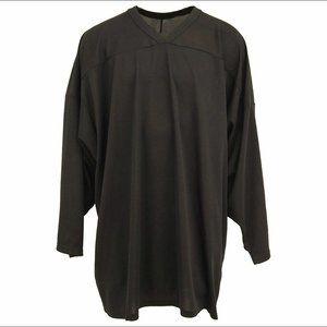 CCM model 10100 senior hockey practice jersey size